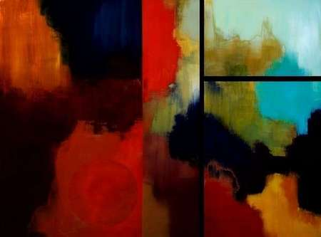 Suite Surrender (triptych)